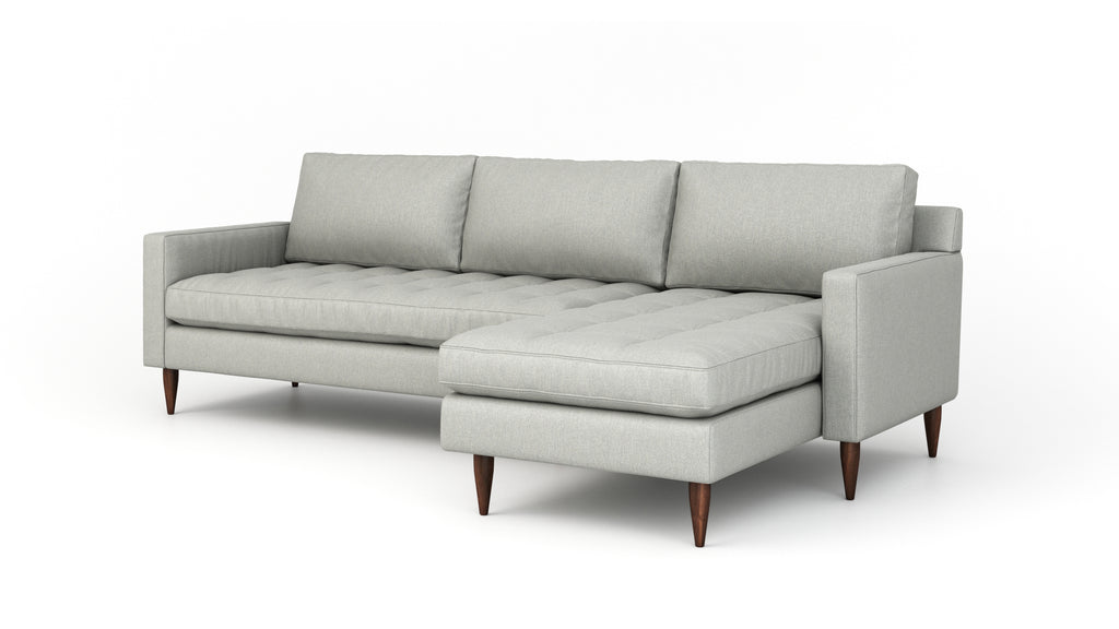 MCM Sofa With Chaise