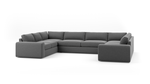 OG Couch Potato U-Shaped Sectional
