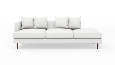 "OG Crowd Pleaser Sofa With Bumper (100"" Wide, Decide Later)"