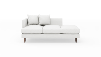 "OG Crowd Pleaser Sofa With Bumper (75"" Wide, Decide Later)"