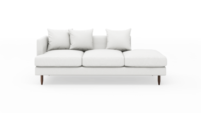 "OG Crowd Pleaser Sofa With Bumper (85"" Wide, Decide Later)"