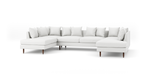 OG Crowd Pleaser U-Shaped Bumper Sectional