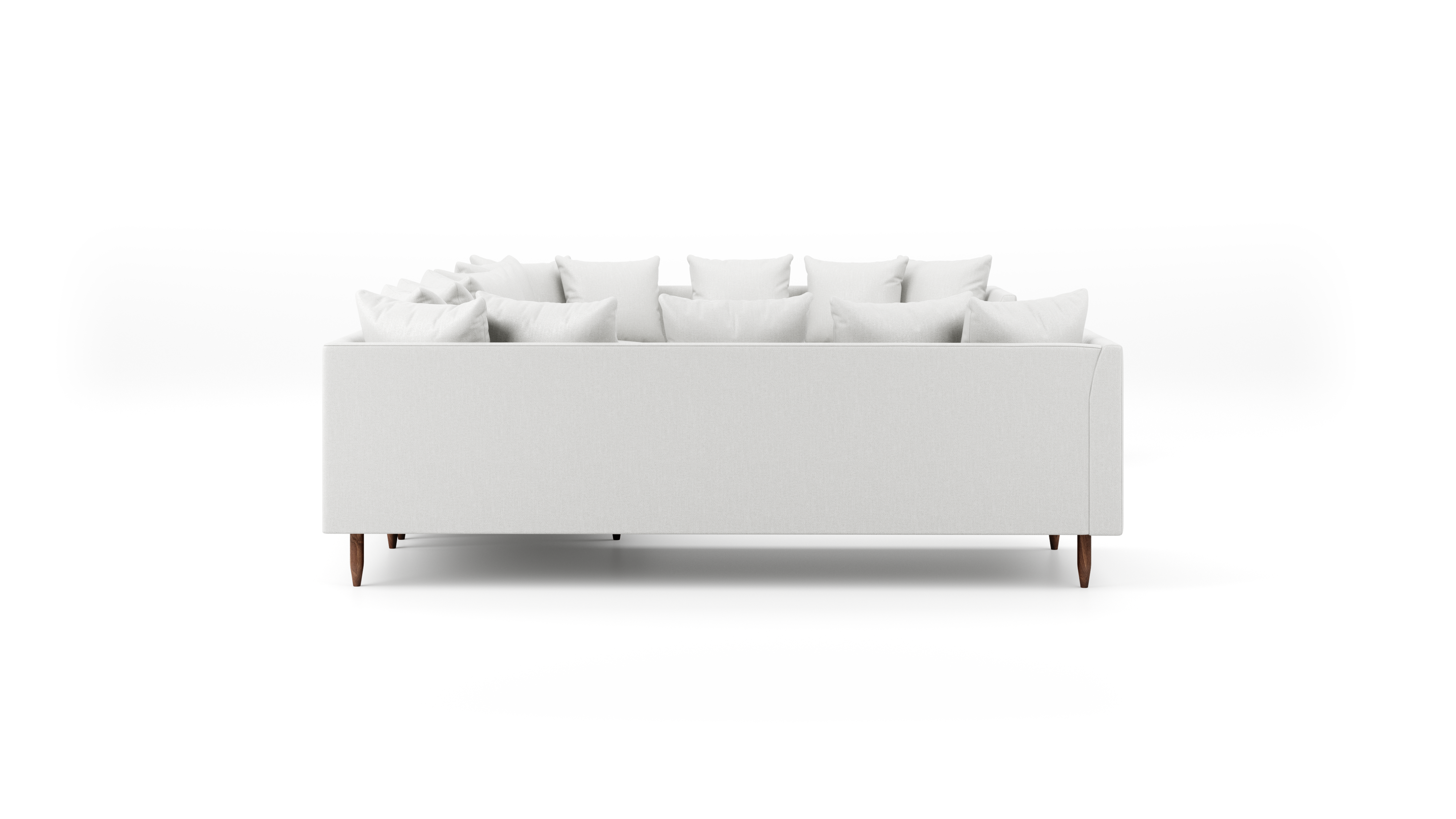 OG Crowd Pleaser U-Shaped Sectional