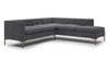 Sit Tight Sectional With Bumper