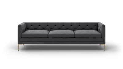 "Sit Tight Sofa (100"" Wide, Performance Fabric)"