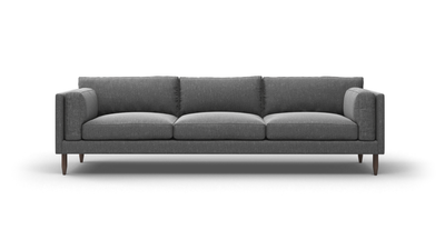 "Skinny Fat Sofa (100"" Wide, Standard Depth, Decide Later)"