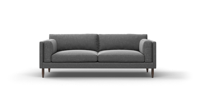 "Skinny Fat Sofa (80"" Wide, Standard Depth, Decide Later)"