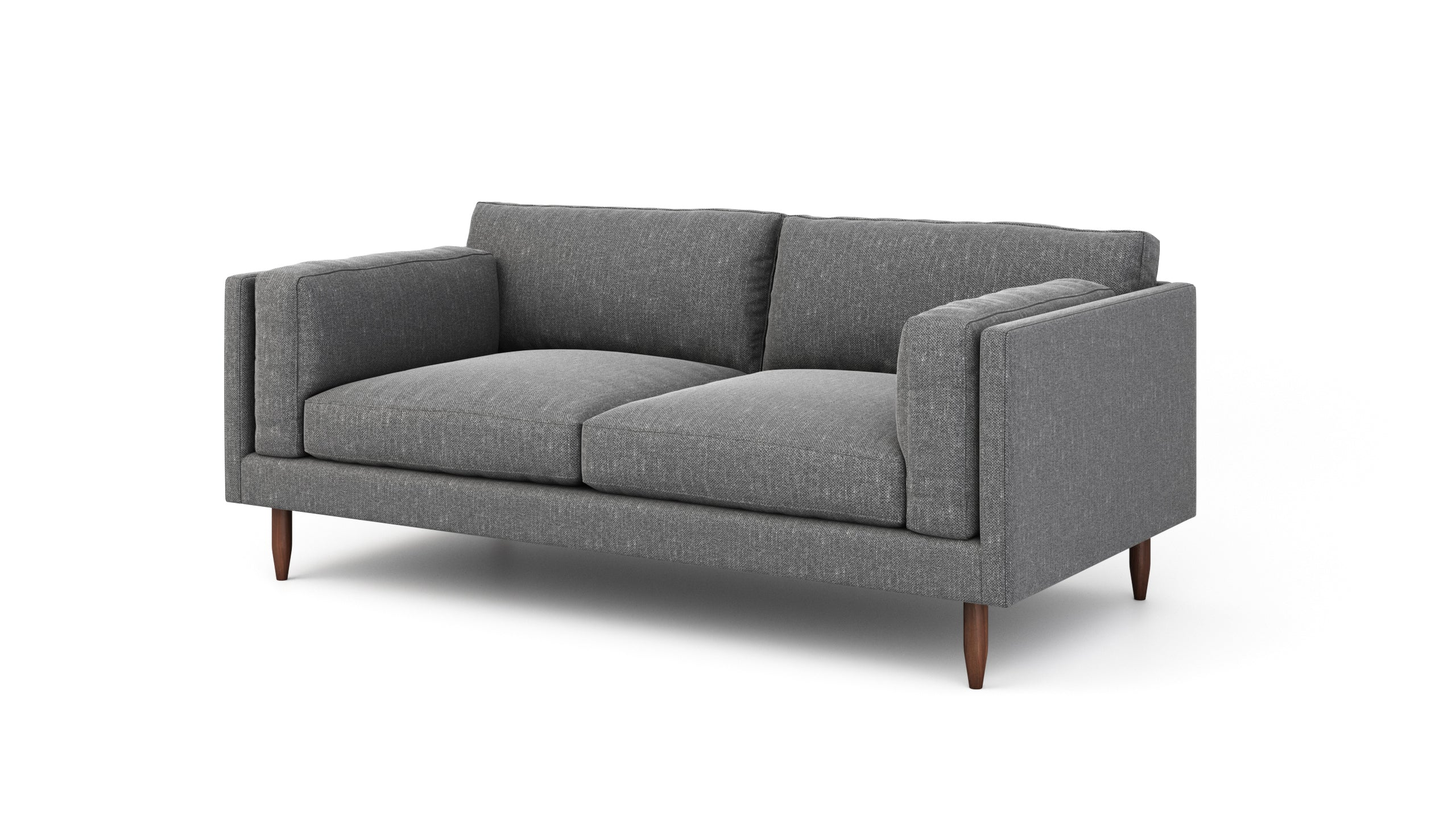 Skinny Fat Loveseat