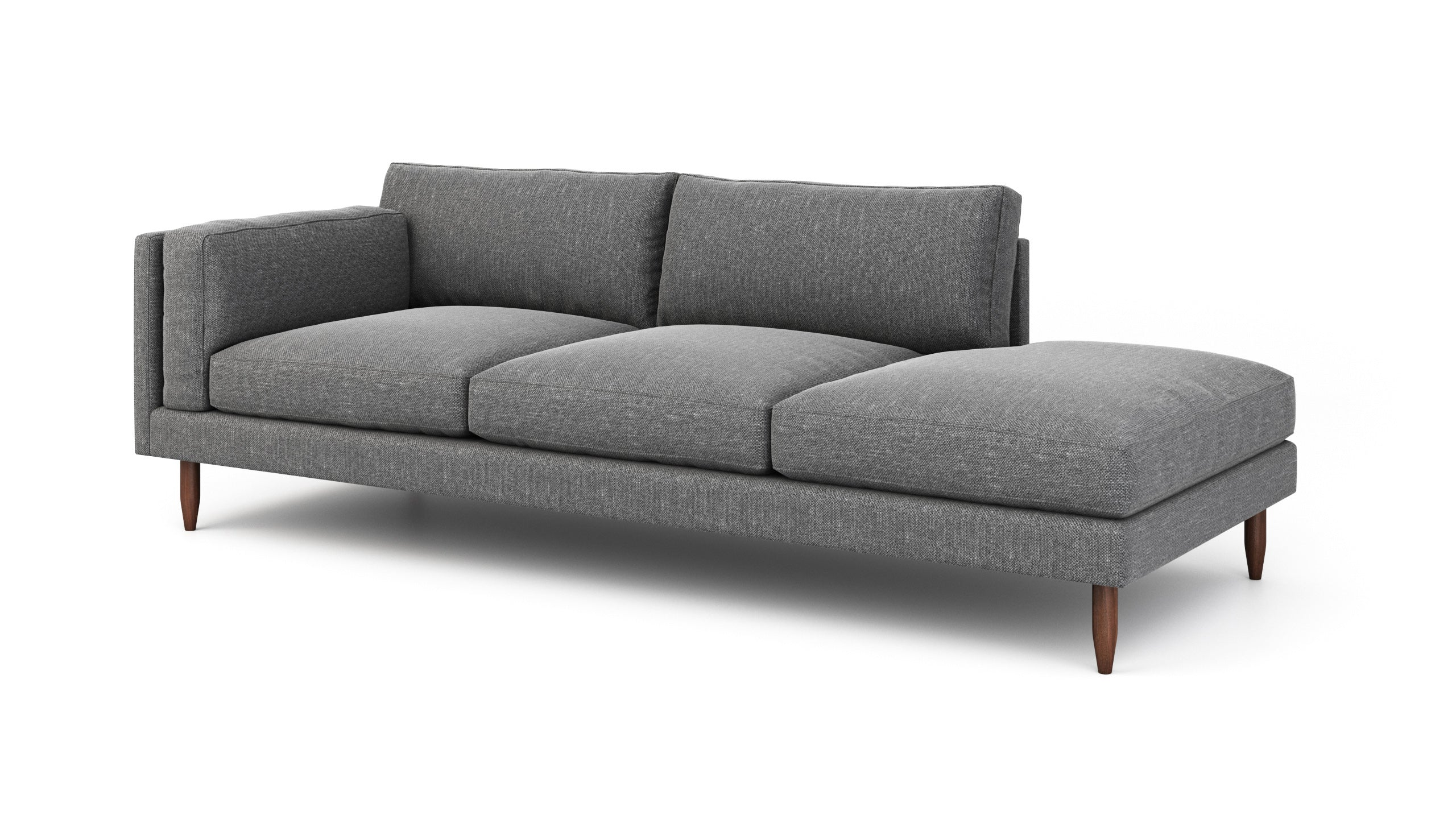 Skinny Fat Sofa With Bumper