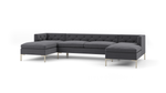 Sit Tight Double Chaise Sectional