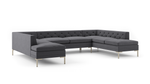 Sit Tight U-Shaped Bumper Sectional