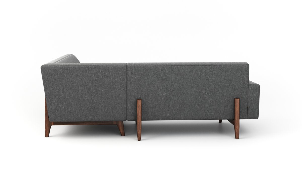 Tyler Sectional With Bumper