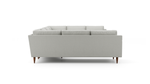 MCM U-Shaped Sectional