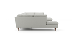 MCM U-Shaped Bumper Sectional