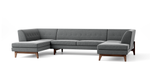 Tyler U-Shaped Bumper Sectional