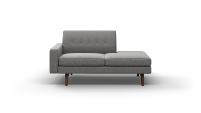 "Tyler Sofa With Bumper (65"" Wide, Decide Later)"