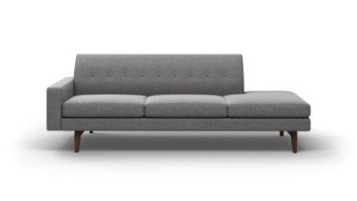 "Tyler Sofa With Bumper (95"" Wide, Decide Later)"