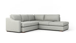 Uncle Sal Sectional With Bumper