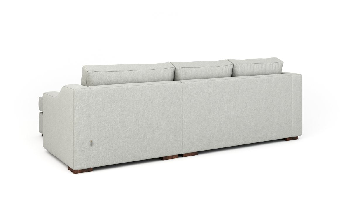 Uncle Sal Sofa With Chaise