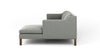 Up-Town Sofa With Chaise