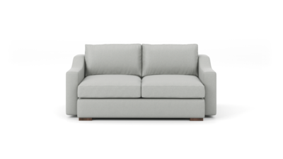 "Uncle Sal Sofa (70"" Wide, Velvet Fabric)"