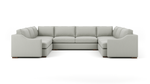 Uncle Sal U-Shaped Sectional