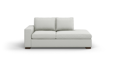 "Couch Potato Sofa With Bumper (75"" Wide, Standard Depth, Decide Later)"