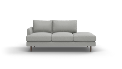 "Crowd Pleaser Sofa With Bumper (80"" Wide, Decide Later)"
