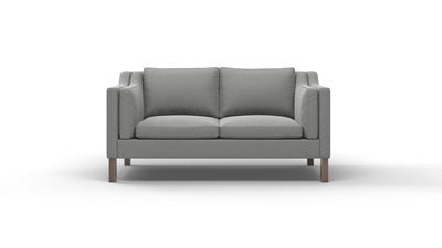 "Up-Town Sofa (65"" Wide, Velvet Fabric)"