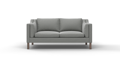 "Up-Town Sofa (70"" Wide, Leather Fabric)"