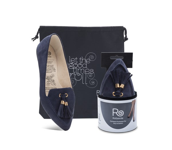 Rollasole Deluxe Flat Shoes