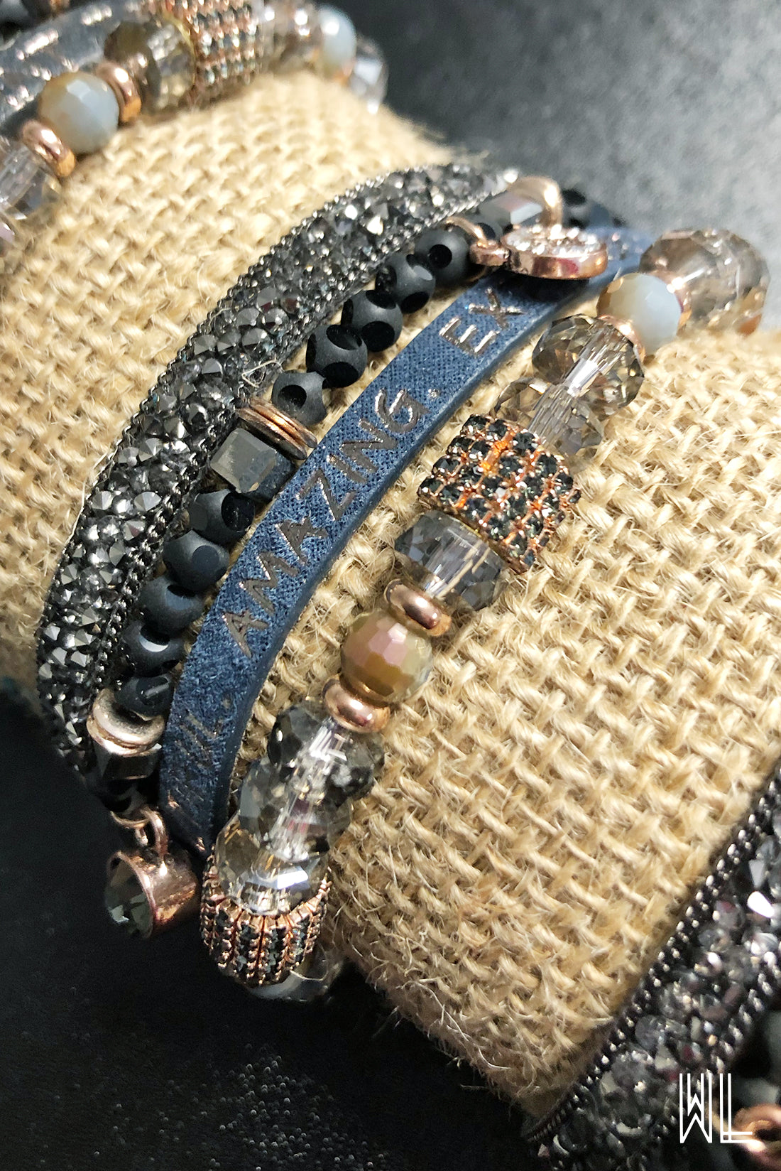 Good Work(s) Arise Quad Bracelet