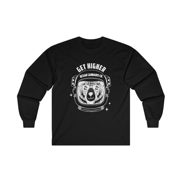 Space Bear Long Sleeve Tee - Unisex