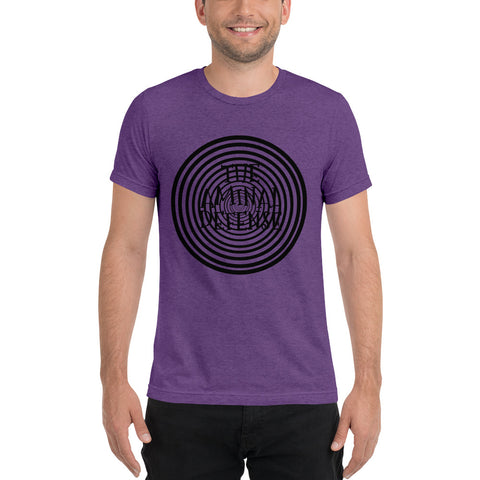 t shirt vegan TAD whirlwind violet