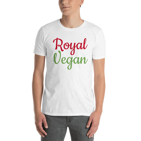 Tshirt vegan royal balnc