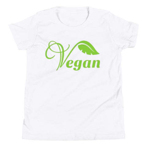 t shirt vegan enfant