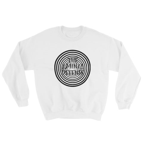 sweatshirt vegan TAD whirldwind blanc