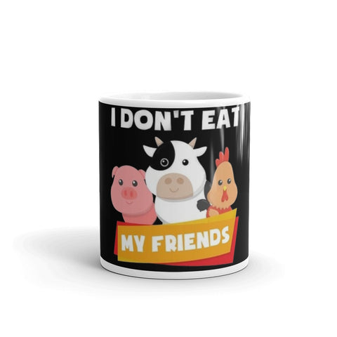 my friend mug vegan