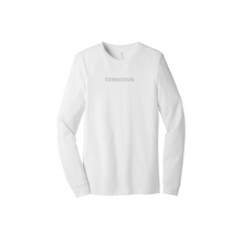 Load image into Gallery viewer, Conscious - Long Sleeve (Multiple Colors)