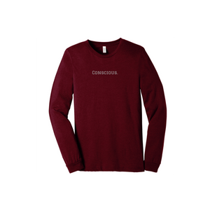 Conscious - Long Sleeve (Multiple Colors)