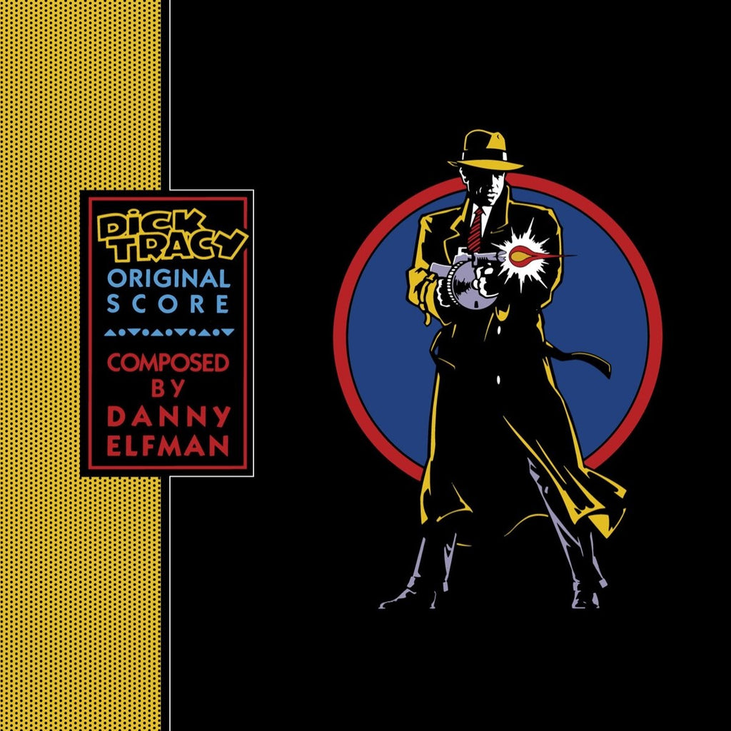 OST - Dick Tracy (Blue)
