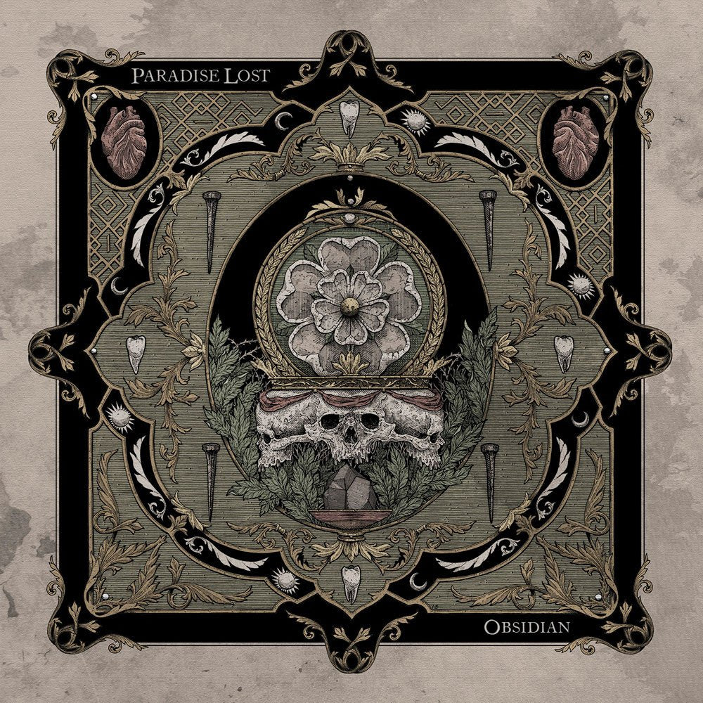 Paradise Lost - Obsidian (Coloured)