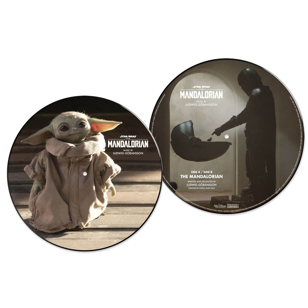 OST - Star Wars: The Mandalorian (Picture Disc)