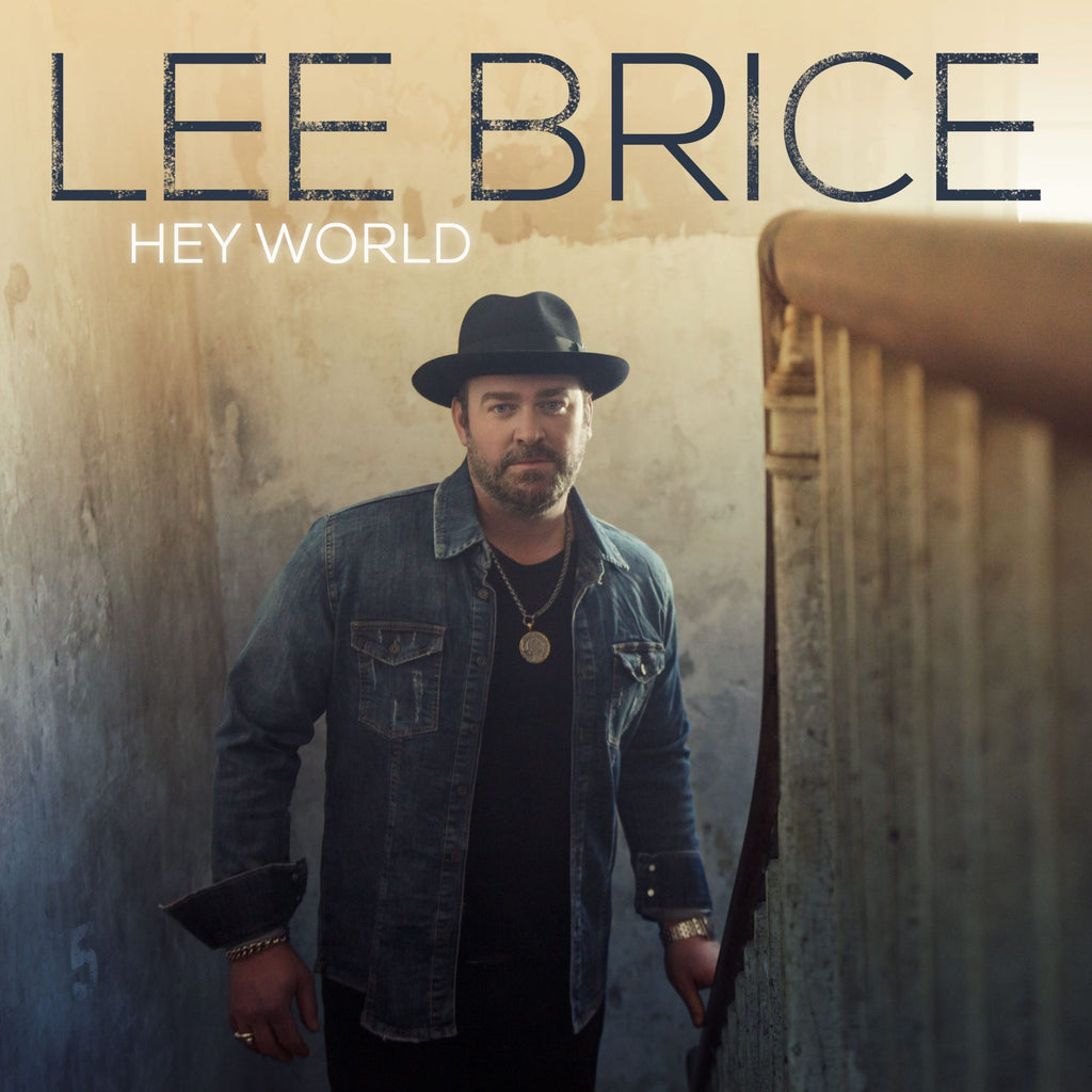 Lee Brice - Hey World (2LP)(Coloured)