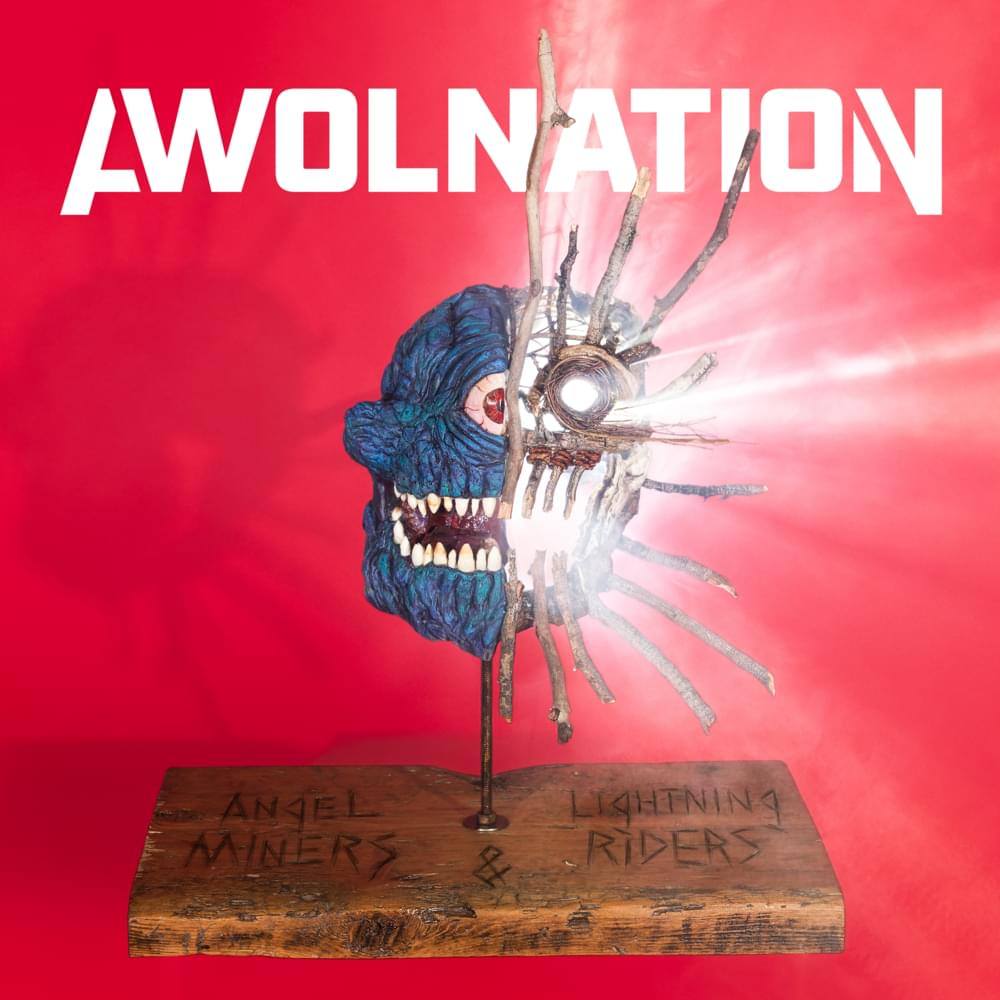 Awolnation - Angel Miners & The Lightning Riders (Red)