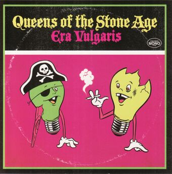 Queens Of The Stone Age - Era Vulgaris (3LP)