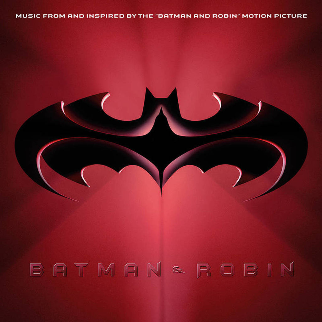 OST - Music From And Inspider By The Batman And Robin Motion Picture (2LP)(Coloured)