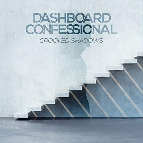 Dashboard Confessional - Crooked Shadows (Coloured)