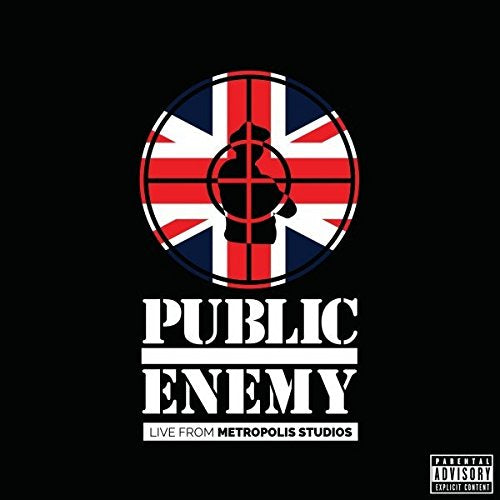 Public Enemy - Live At Metropolis Studios (2LP)