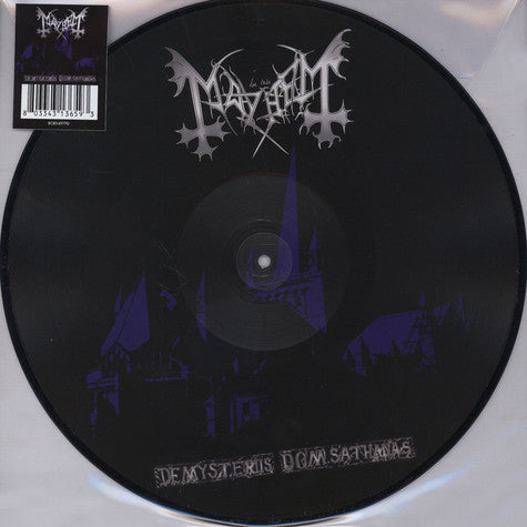 Mayhem - De Mysteriis Dom Sathanas (Picture Disc)